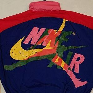 Men's small Nike Jordan Jumpman classic jacket